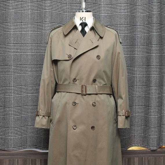 Trench Coat/Khaki