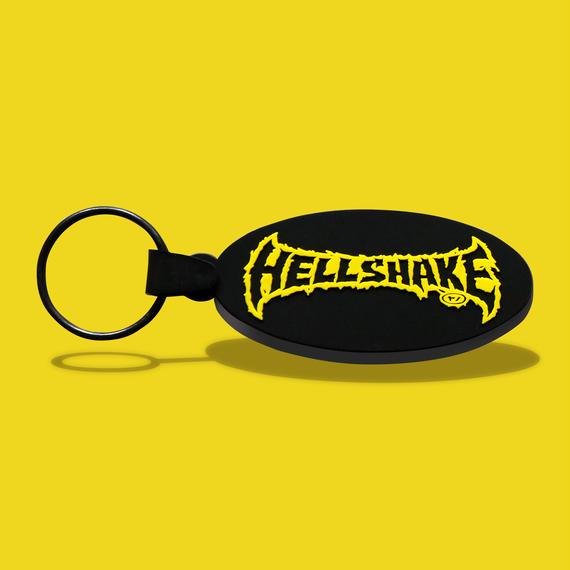 ヘルシェイク矢野  ロゴ 高級キーホルダー