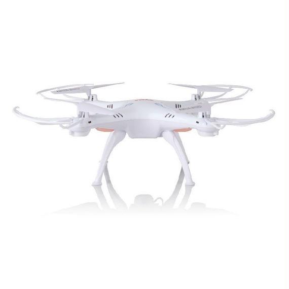 【送料無料!】Syma X5SW(追加バッテリー×3個) カメラ付き空撮用 ラジコンヘリ クワッドコプター ドローン【新品】