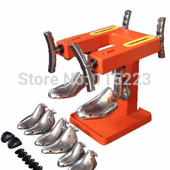 シューストレッチャー 革靴伸ばし機 拡張器 金属製 メンズ レディース 子供 メンテナンス シューケア用品 伸張機 業務用 プロ用 海外製