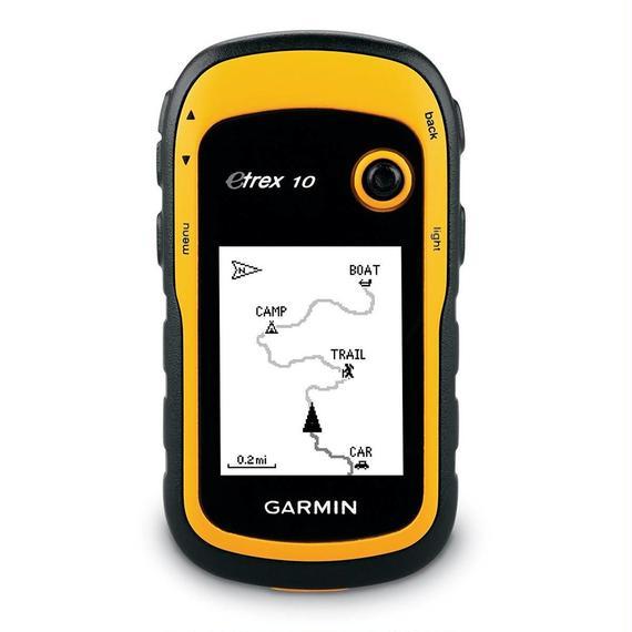 【送料無料!】GARMIN(ガーミン) ハンディ GPS eTrex 10【新品】