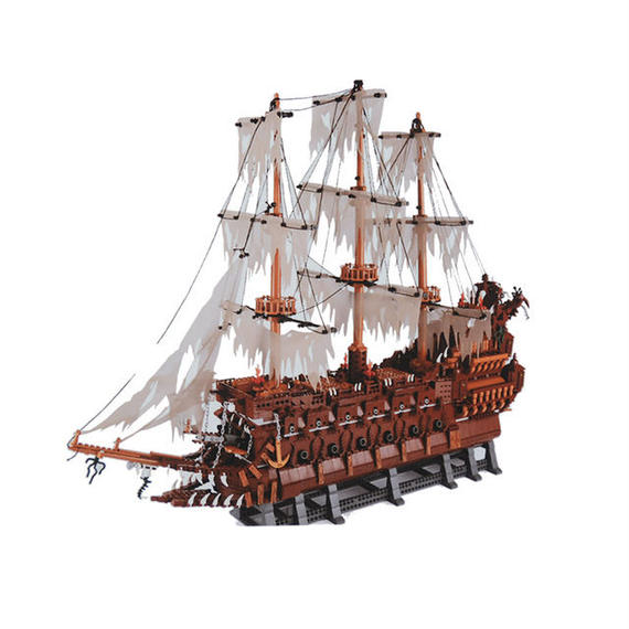 【送料無料!】レゴ互換品 ディズニー パイレーツオブカリビアン 海賊船 Disney LEPIN 子供 プレゼント 誕生日 知育玩具 3652ピース【新品】