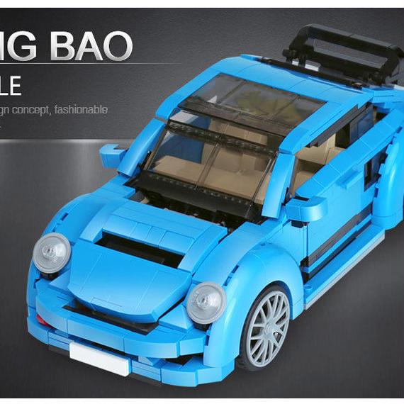【送料無料!】Xingbao 03015本クリエイティブmocテクニックシリーズ カブトムシ車セット ビルディングブロックlegoinglysおもちゃ【新品】