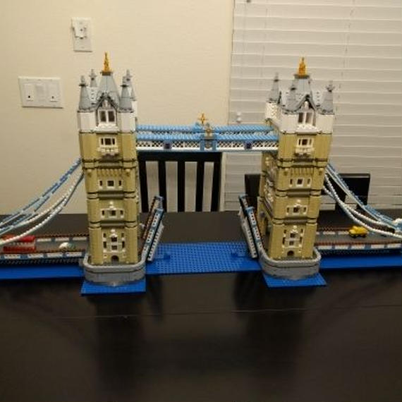 レゴ互換品 ロンドン タワーブリッジ クリエイター エキスパート 子供 プレゼント 誕生日 知育玩具 4295ピース