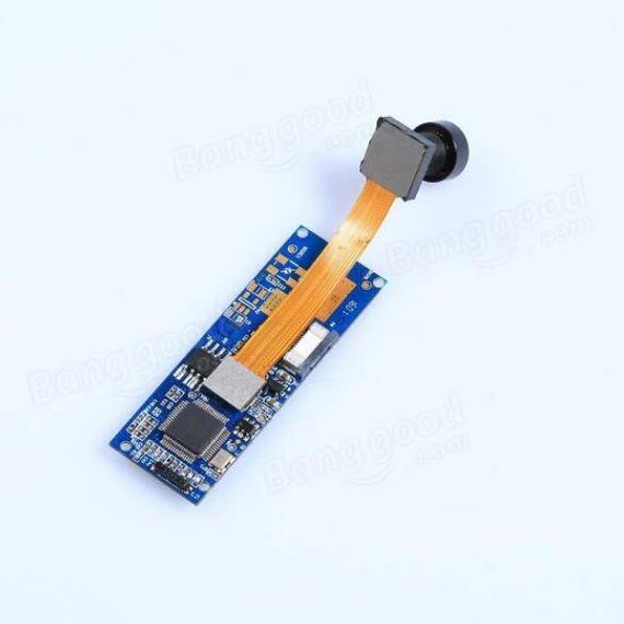 【送料無料!】Hubsan x4 H502S H502E用画像伝送モジュール(カメラユニット) 修理 ドローン【新品】