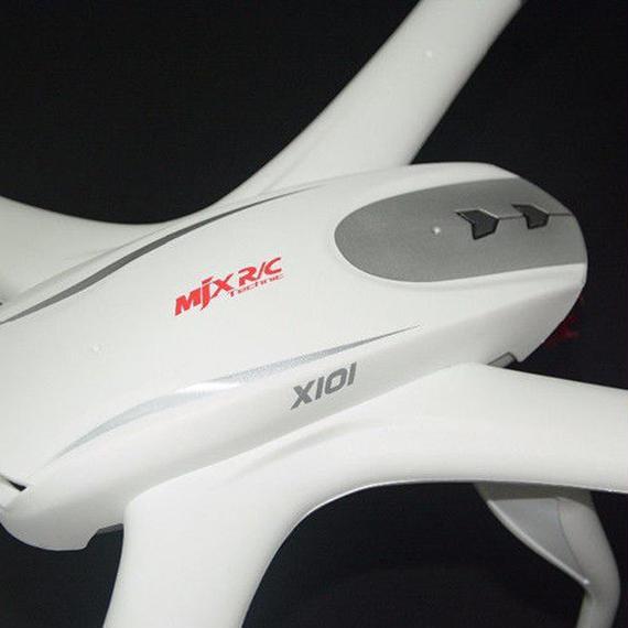 【送料無料!】[MJX X101 X-SERIES C4008 カメラセット] FPV 720P カメラ RC マルチコプター RTF ドローン【新品】