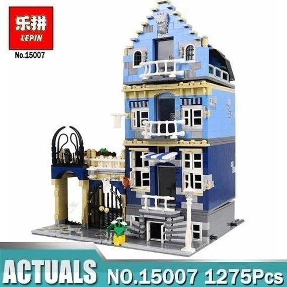 【送料無料!】レゴ ( LEGO ) 互換品 ファクトリーマーケットストリート 10190 ( 海外製品 )レゴブロック 互換 欠品保証【新品】