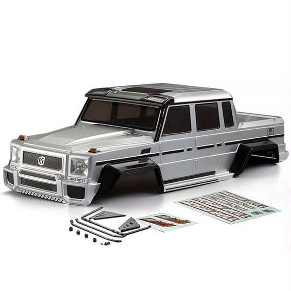 【送料無料!】KillerBody 48331 313mm 1/10カーシェルボディ、1/10アキシャルSCX10 RC4WD TF2 RCクローラーバギーカー完成【新品】