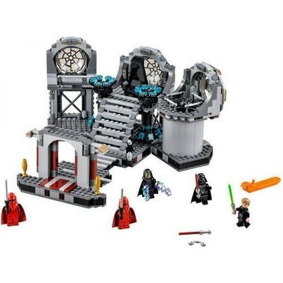 【送料無料!】レゴ (LEGO)互換 スター・ウォーズ デス・スター 最後の決戦 75093相当【新品】