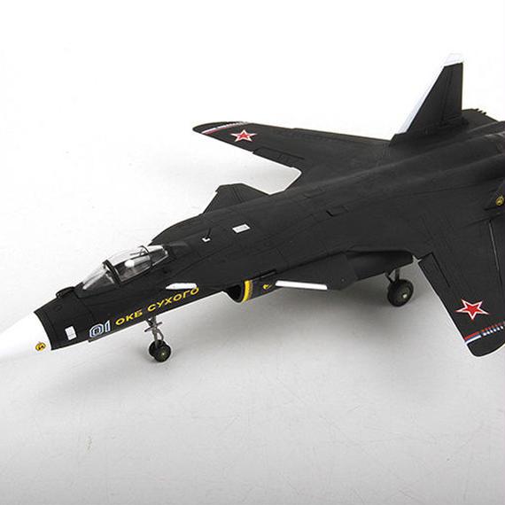 【送料無料!】1/72 Su-47 スホーイ47 モデルエアクラフト 航空機【新品】