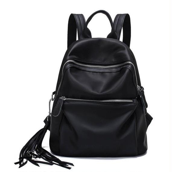 【送料無料!】スクールバッグナイロン 防水バックパック かわいいスクールバッグ バックパック【新品】
