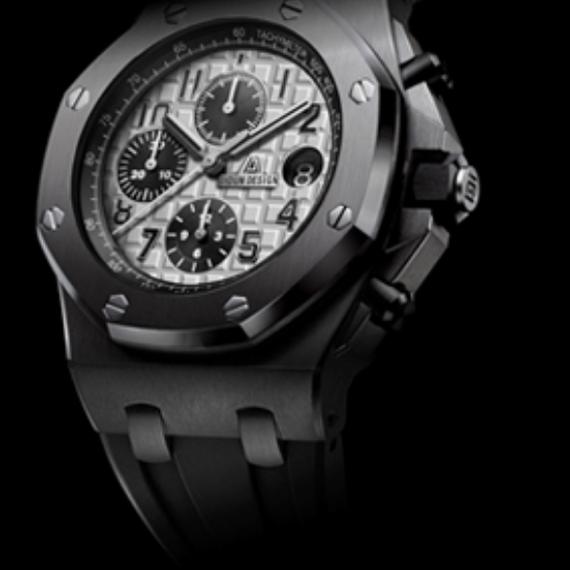 DIDUN design クロノグラフ腕時計 オフショアタイプ、ステンレス、ラバーとカラー選択可能