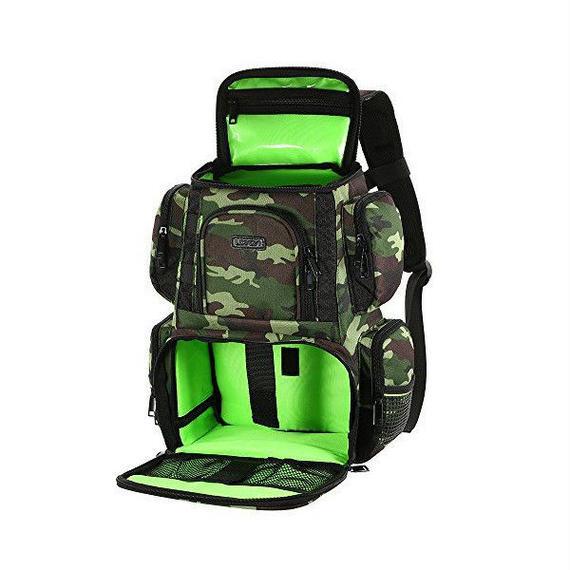 【送料無料!】Lixada 釣りタックルバッグ,釣り用バッグ,4つの釣りタックルボックス付き 釣り道具収納バッグ 大容量 軽量性 釣り/船釣り/海釣り 【新品】