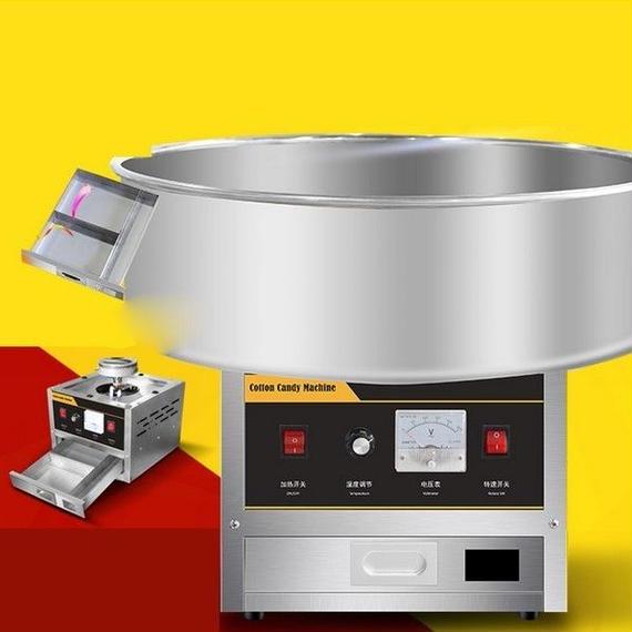 【送料無料!】工業用電気メーカーフロス花綿菓子製造機価格【新品】