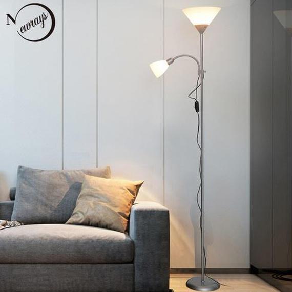 【送料無料!】照明器具 LED モダンデザイン 北欧風 ナイト照明スタンドリビングルーム ホテル照明e27 ac 高級 おしゃれ【新品】