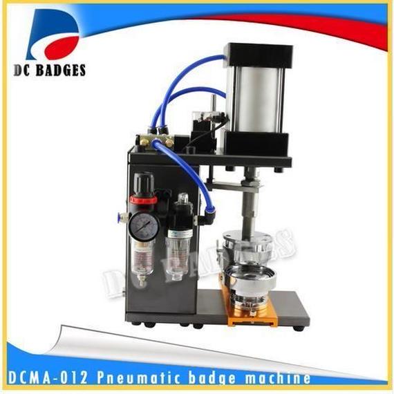 【送料無料!】空気圧ボタン バッジマシン 効率的 バッジプレス 機械 制作【新品】