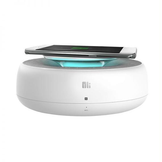 【送料無料!】NILLKIN NFC Bluetoothステレオスピーカーホーム音楽ソフトブルース音楽ベース用xiaomi用オーディオ充電器【新品】