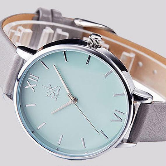Sk 2018 ファッション レディース クォーツ腕時計 レディース腕時計 高級有名ブランド