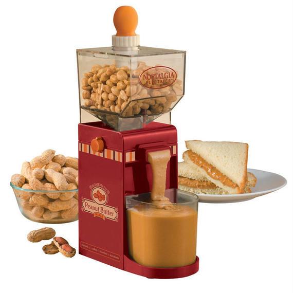 【送料無料】家庭用ピーナッツバターメーカー ナッツメーカー バター製造機【新品】
