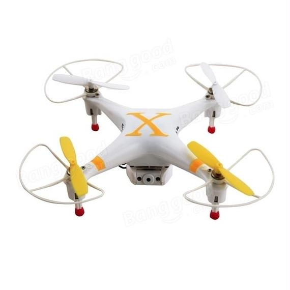 【送料無料!】Cheerson CX-30W(WIFI)iPhone使用 カメラ付き 空撮用 ラジコンヘリ クワッドコプター ドローン FPV【新品】