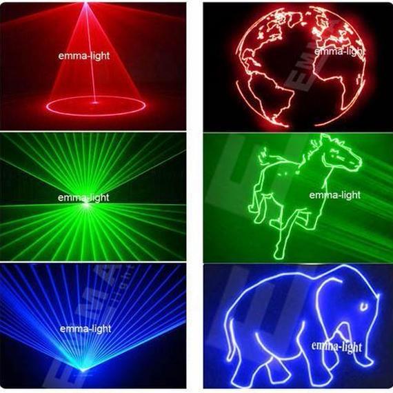 【送料無料!】ILDA 1.5ワットrgbレーザー光、SDカード1.5ワットRGBレーザープロジェクター、dmディスコクラブクリスマス用1500mwフルカラーレーザー照明【新品】