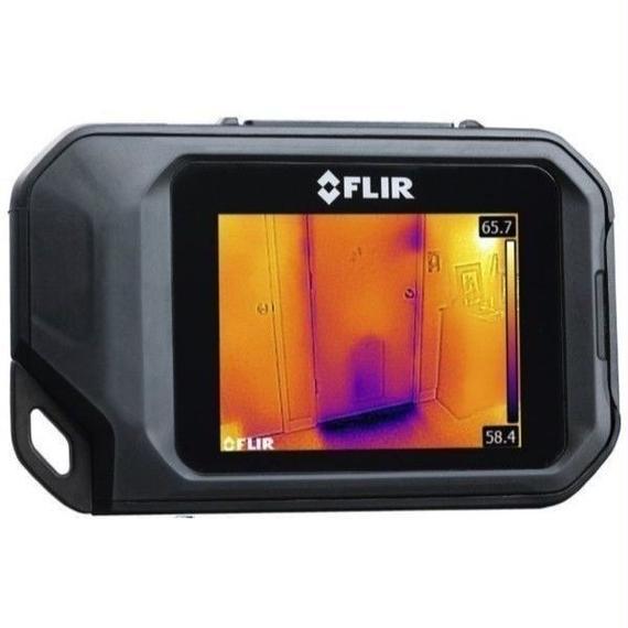 【送料無料!】Flir (フリアー)C2  携帯型赤外線サーモグラフィーカメラ コンパクト 熱画像カメラ【新品】