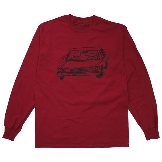 Car L/S Tee