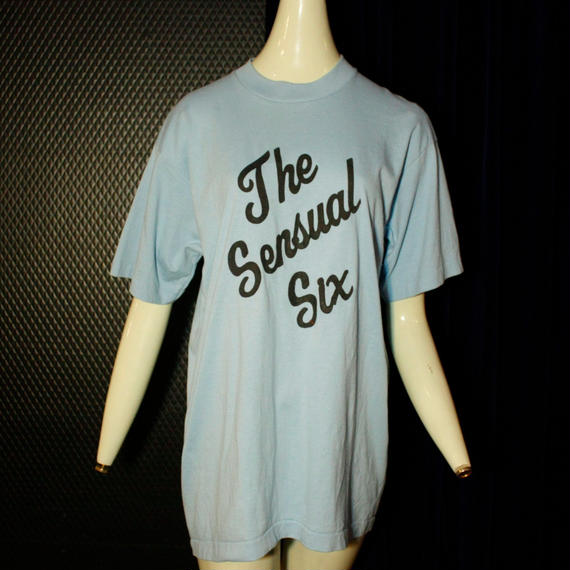 "Vintage T Shirt""The Second Six"""