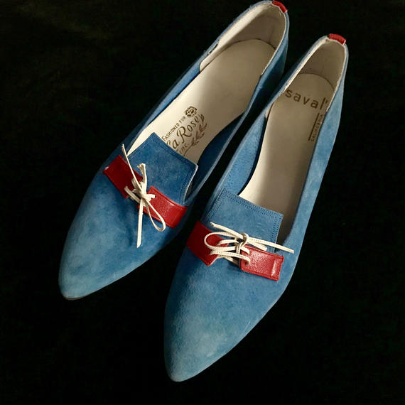 【Used】La Rose Vintage flat shoes  / フラットシューズ