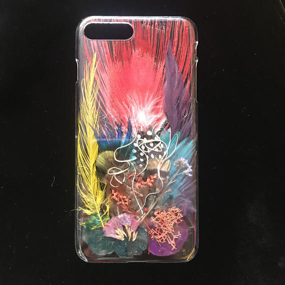 【FUTURE】Nature Mobile Phone Case <i Phone 6/6s Plus/7 Plus/8Plus>FT-NP-03