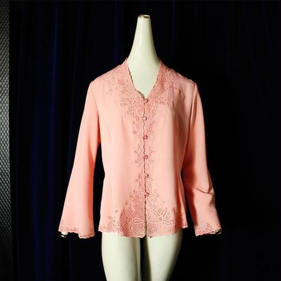 Lace   Design Elegant Shirt