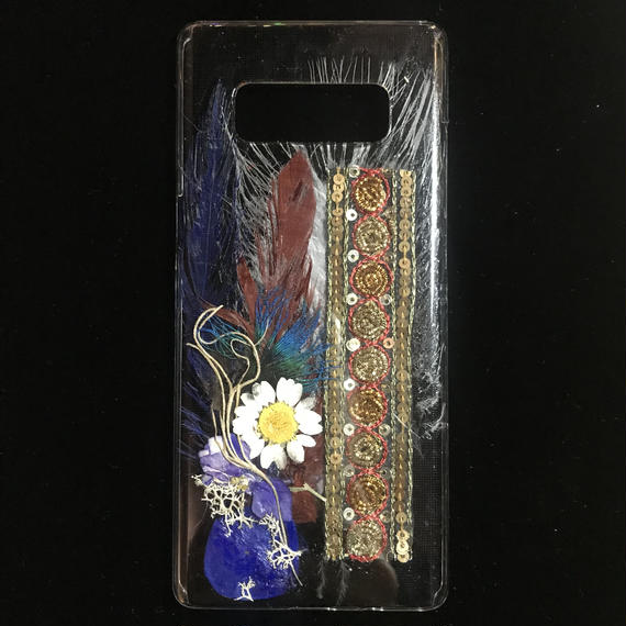 【FUTURE】Nature Mobile Phone Case<Galaxy noto8>FT-SM-02