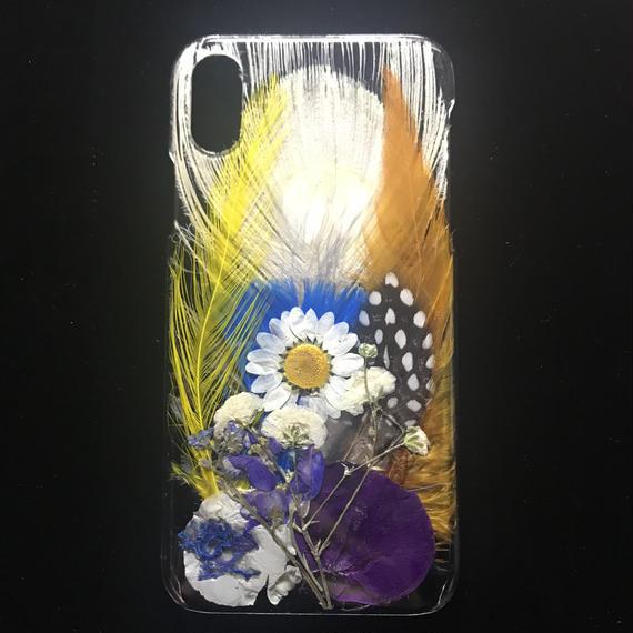 【FUTURE】Nature Mobile Phone Case <i Phone X>FTR-X-01