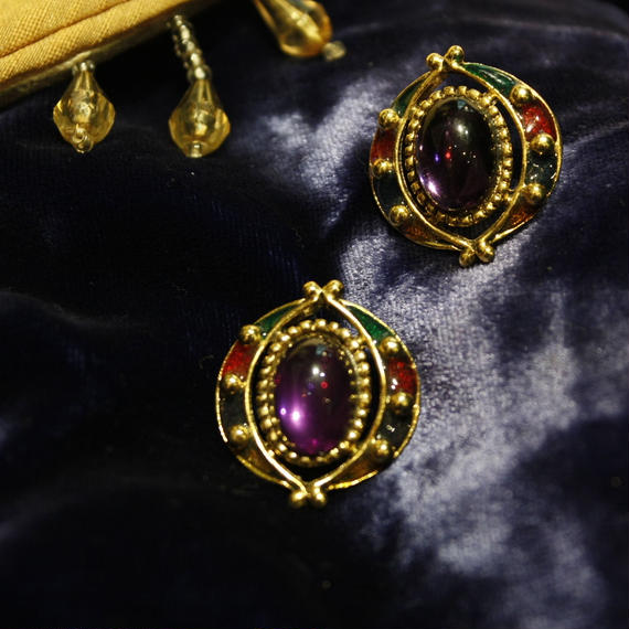 Vintage Cobra Eye Pierce / コブラピアス
