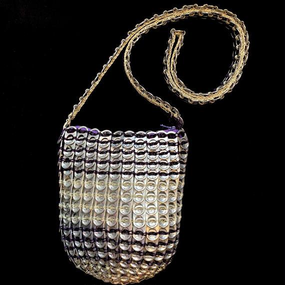 Vintage pull tag shoulder bag / プルタグショルダーバッグ