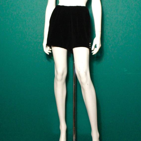 1950's Vintage velour short pants / ベロアショートパンツ