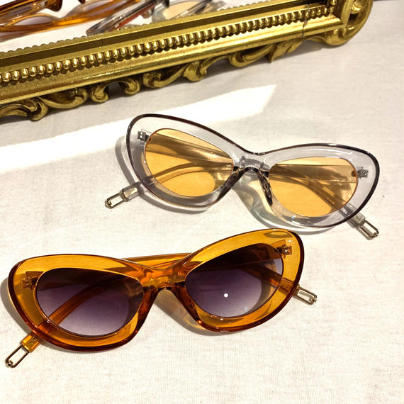 【Selected Item】Flame sunglasses  /mg247 / フレームサングラス