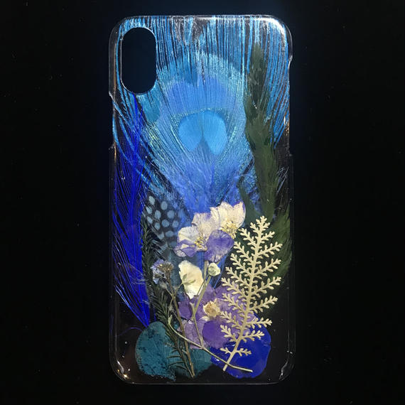 【FUTURE】Nature Mobile Phone Case <i Phone X>FTR-X-04