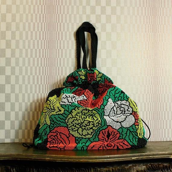 Rose Beads Bag