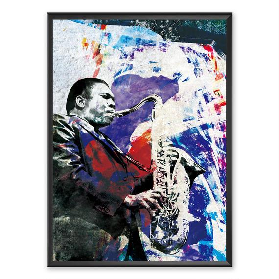 """Jazz Giants Series """"John Coltrane"""""""