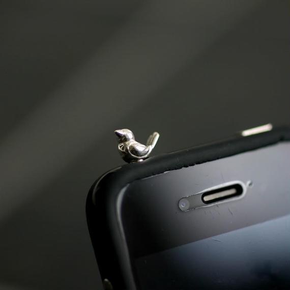 小鳥のジャックキャップ