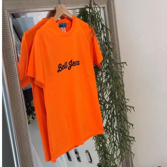 BELL JENNA オリジナル Tシャツ オレンジ
