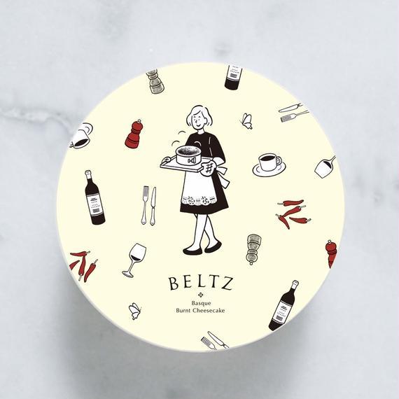 バスクチーズケーキ【 Cute Girl 】