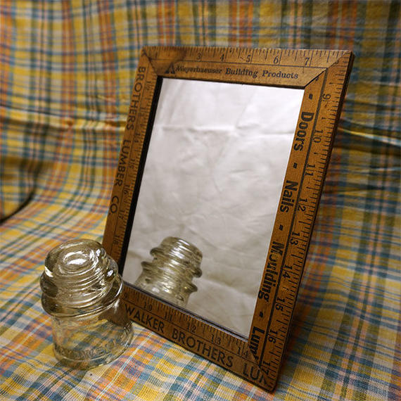 Ruler frame Mirror S