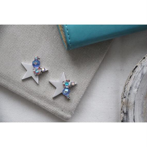 K16GP matte star Bleu bijou