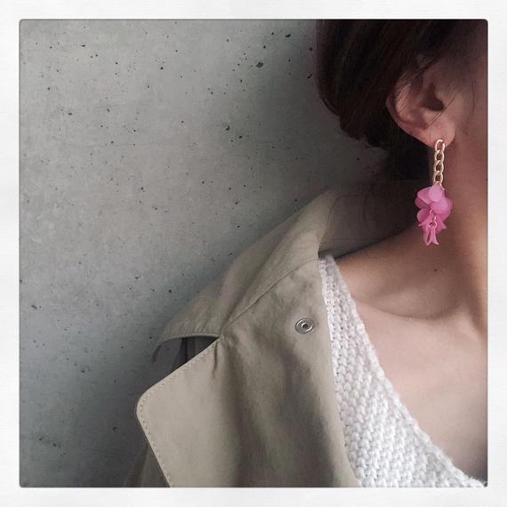 【Pierce】Cherry blossoms
