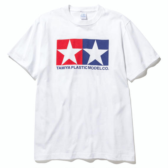 AIR JAM 2018 x TAMIYA x BLOCKHEAD MOTORS コラボTシャツ(ホワイト)
