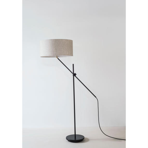 WORKSTEAD | SHADED FLOOR LAMP