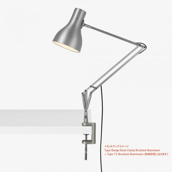 ANGLEPOISE | TYPE RANGE DESK CLAMP | 店舗販売限定
