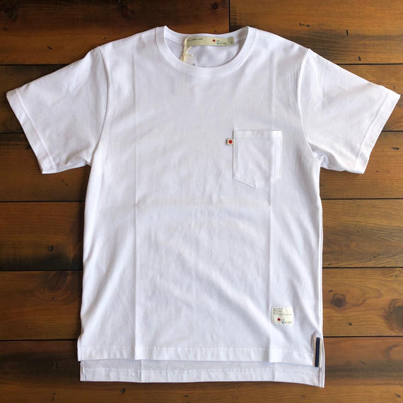 STEP T-SHIRT【WHITE】/ BS-CS03